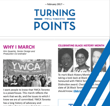 Turning Points Newsletter February 2017