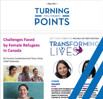 Turning Points Newsletter May 2017