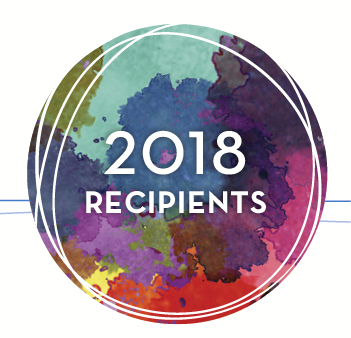 2018 Recipients