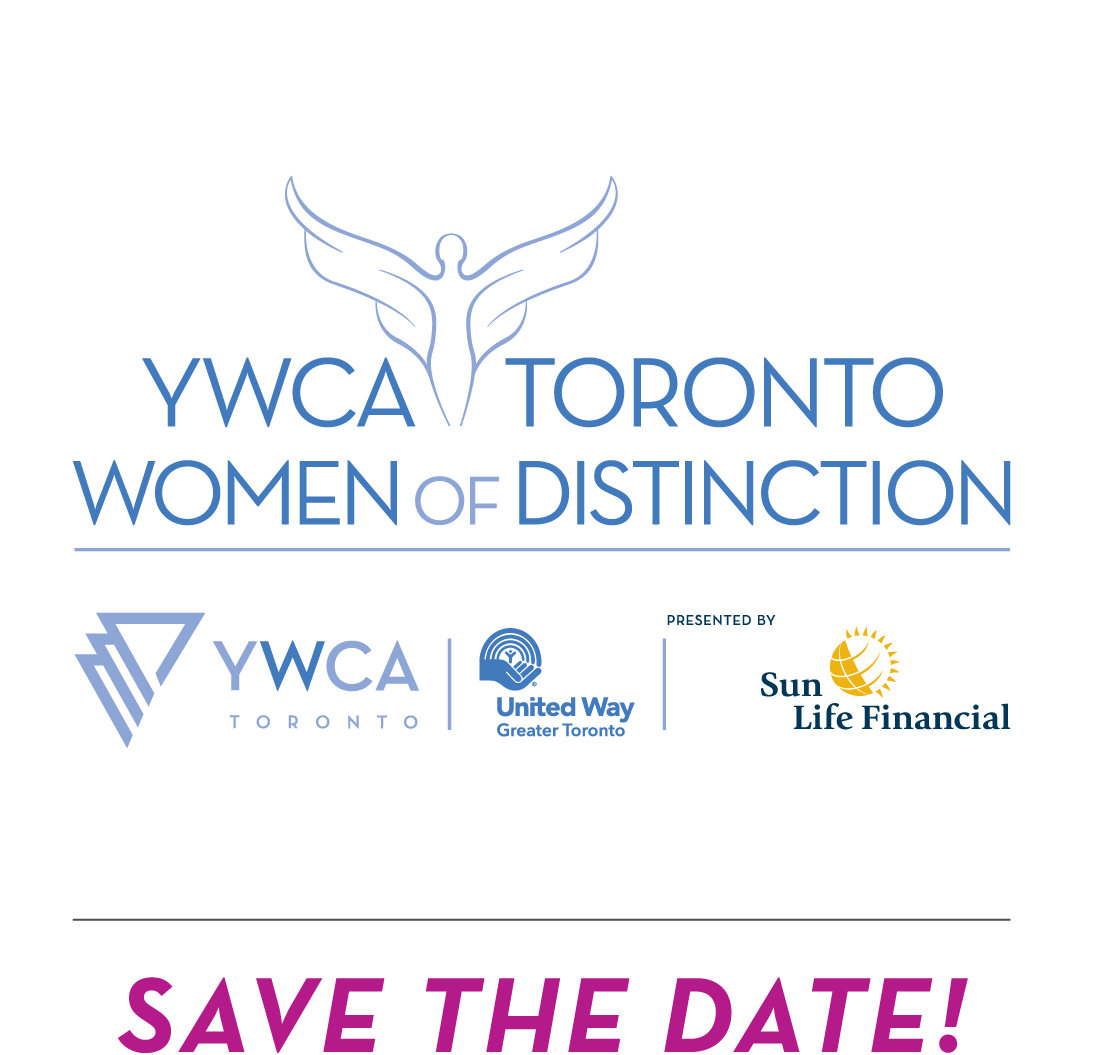 YWCA Toronto Women of Distinction Awards Logo