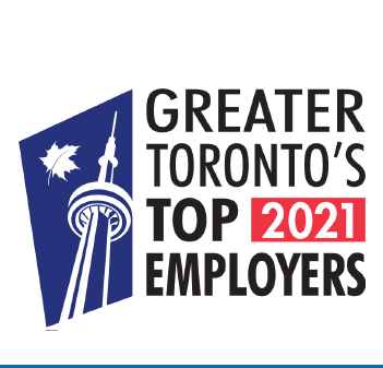 Greater Toronto's Top Employers logo