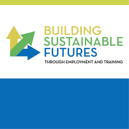 Building Sustainable Futures logo