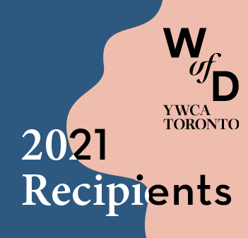 2021 Recipients graphic
