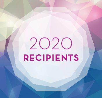 2020 Recipients